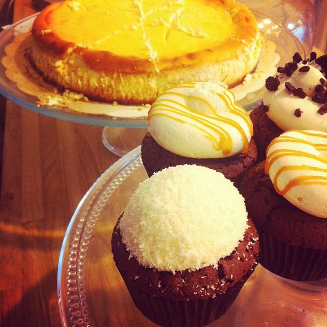 cupcake cheesecacke